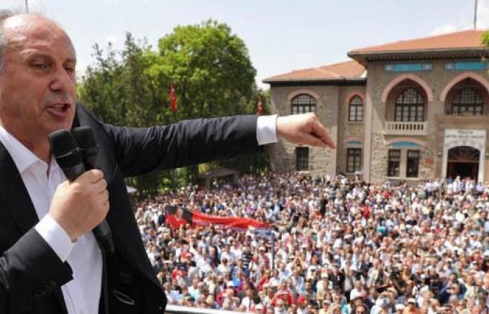 حكومة أردوغان تمهّد الطريق لسجن مرشحٍ رئاسي سابق