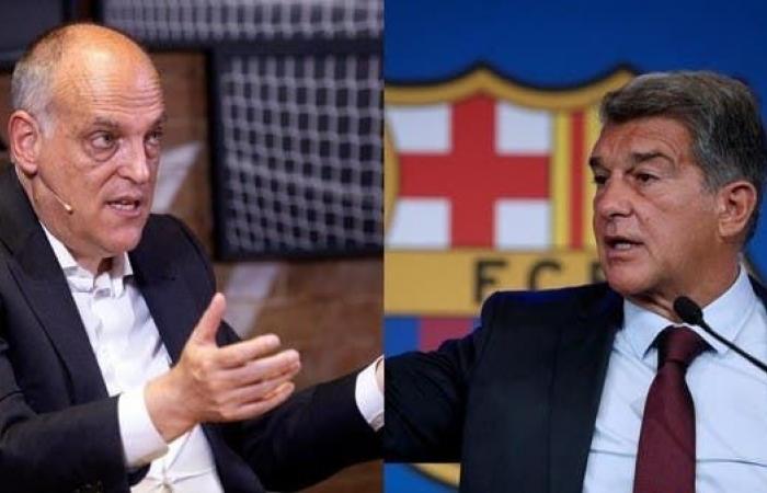 تيباس: لابورتا سبب رحيل ميسي.. وبيريز يتحكم ببرشلونة