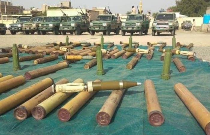 السودان.. ضبط متفجرات جنوب سواكن