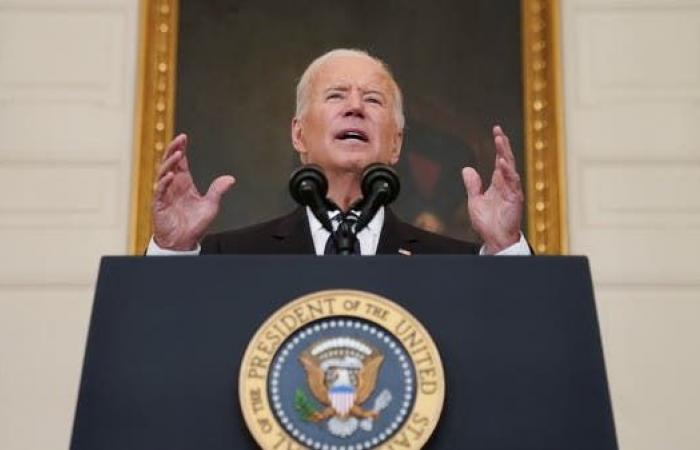 "سيناتور ديمقراطي يعرقل خطة بايدن بـ 3.5 تريليون دولار.. ""يستحيل اعتمادها"""