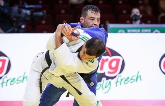 إيقاف لاعب جودو جزائري 10 أعوام بعد انسحابه من مواجهة محتملة أمام إسرائيلي