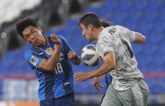 أولسان يهزم كواساكي ويتأهل إلى ربع نهائي آسيا