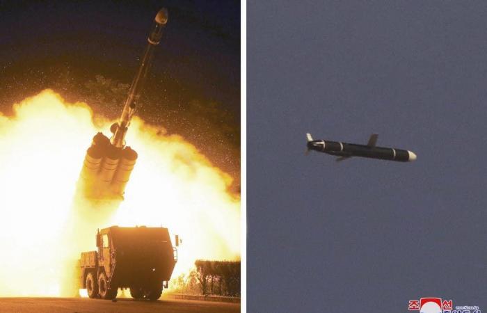 """كوريا الشمالية تطلق """"مقذوفاً غير محدد"""" باتجاه البحر"""