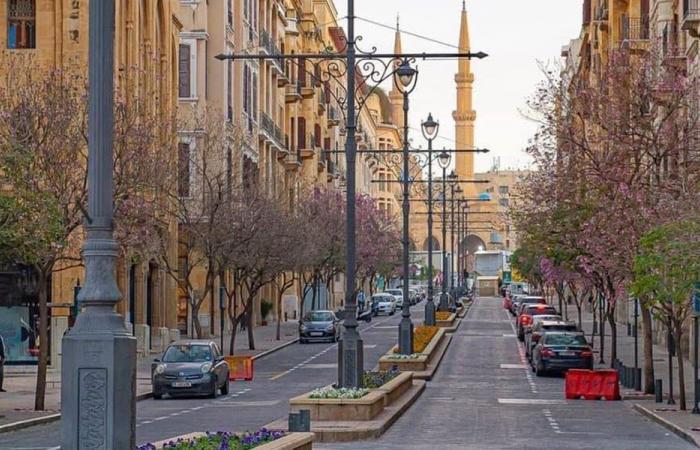 مشروع لإنارة شوارع بيروت بالطاقة الشمسية