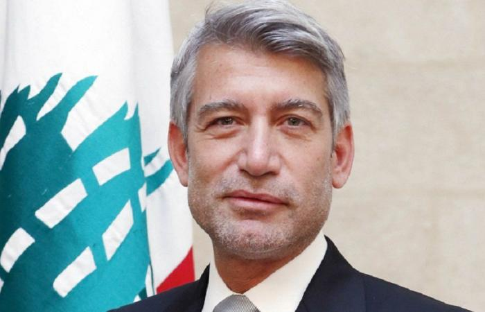 وزير الطاقة بحث مع السفير المصري في استقدام الغاز إلى لبنان