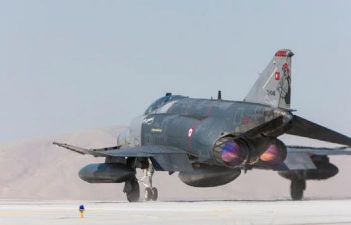 طائرة عسكرية تركية تنفذ مهمة مراقبة بين مالطا وليبيا