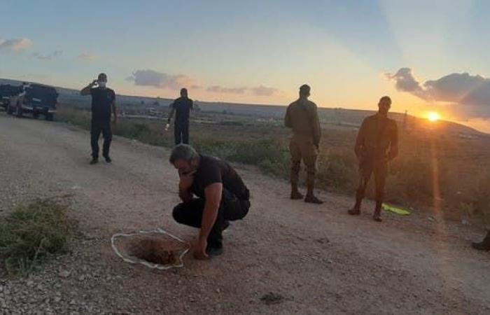 ليست ملعقة.. إسرائيل تكشف عن أدوات حفر استخدمها أسرى جلبوع
