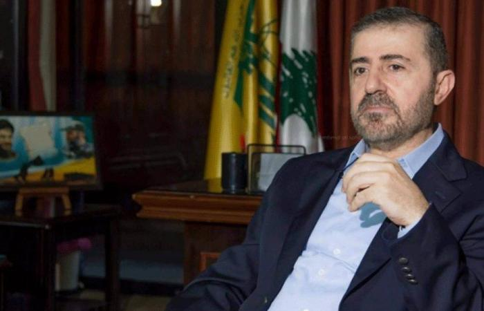 """وفيق صفا في العدلية… استطلاع على """"نيترات بعلبك""""!"""