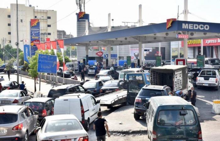 طوابير البنزين الى انحسار؟