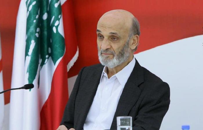 جعجع عن النفط الإيراني: الحكومة مطالبة بإيجاد الحلول!