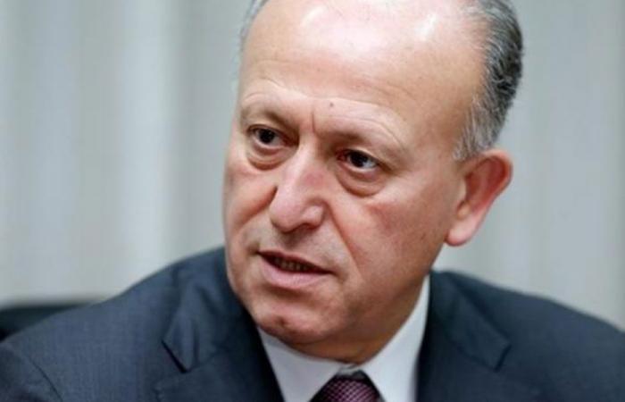 ريفي: سنبقى نقاومهم حتى تحرير لبنان من براثن إيران