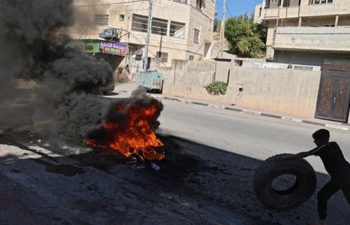قتلى وجرحى باشتباكات مع الجيش الإسرائيلي بالضفة الغربية