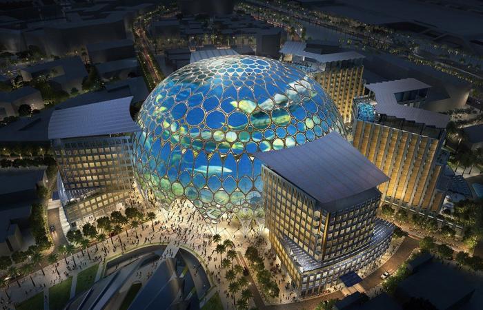 إكسبو 2020 دبي: حدث استثنائي يفتح أبوابه الخميس