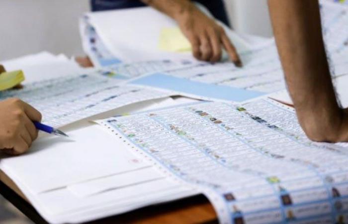 نسبة المشاركة الأولية في الانتخابات العراقية بلغت 41%