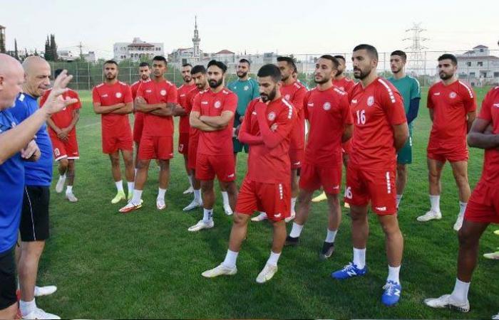 الفوز يضمن للبنان الأمل في المشوار المونديالي