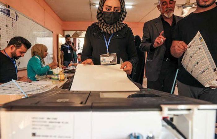 النتائج الأوليّة للانتخابات العراقيّة