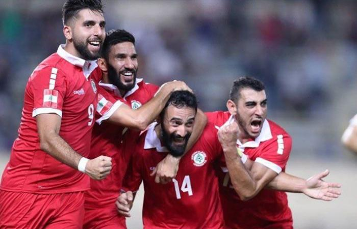الاتحاد اللبناني لكرة القدم: منتخب لبنان أدخل البهجة الى القلوب