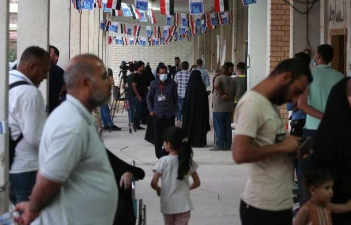 مفوضية الانتخابات في العراق: النتائج المعلنة أولية