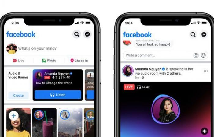 فيسبوك تجلب Live Audio لمزيد من صناع المحتوى