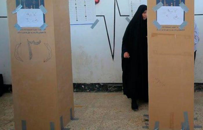 فوز 97 امرأة في الانتخابات التشريعية العراقية