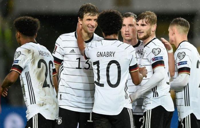 ألمانيا أول المتأهلين إلى نهائيات كأس العالم 2022