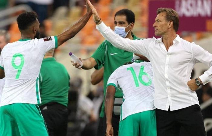 السعودية أقرب العرب للوصول إلى مونديال 2022