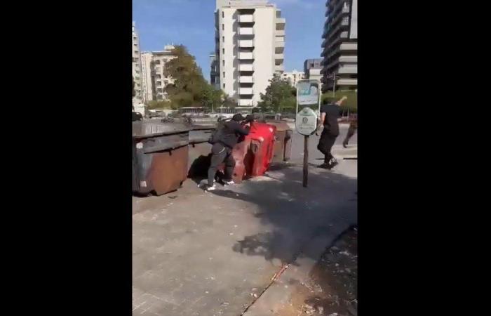 القبض على أحد القناصين في بدارو
