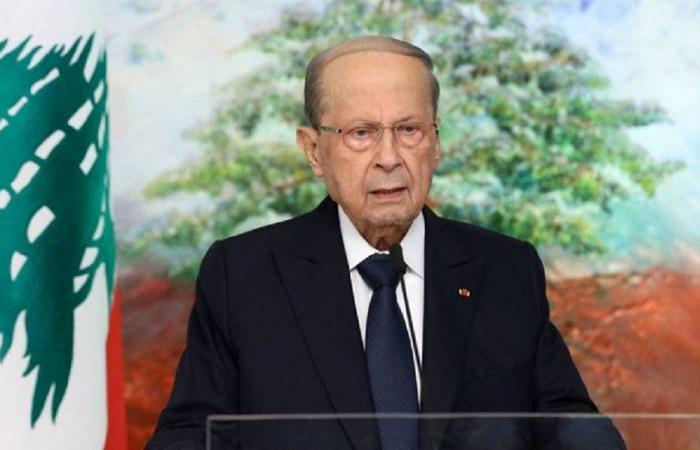 عون للبنانيين: عقارب الساعة لن تعود إلى الوراء