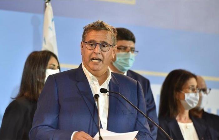حكومة أخنوش تنال ثقة البرلمان المغربي