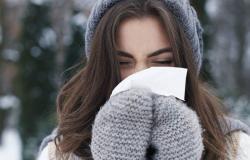 لماذا يسيل أنفك عندما يبرد الطقس؟