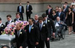 جنازة باربرا بوش.. حضر رؤساء سابقون وغاب ترمب
