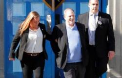 إطلاق سراح هارفي واينستين بكفالة مليون دولار على ذمة قضية التحرش الجنسي !