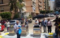 عيتاني أطلق العمل بحاويات النفايات الجديدة تحت الأرض في بيروت وشرح خطة المجلس البلدي