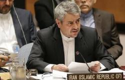 إيران | إيران تطلب من الأمم المتحدة التنديد بتهديدات إسرائيل