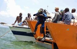 ارتفاع حصيلة غرقى مركب ببحيرة فيكتوريا إلى 86 قتيلا