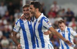 ريال سوسييداد يعود بانتصار من أرض هويسكا في الدوري الإسباني