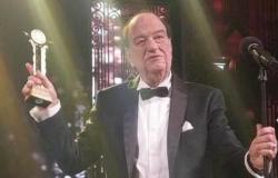 لماذا بكى حسن حسني في افتتاح مهرجان القاهرة السينمائي؟