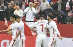 إشبيلية يواجه لاتسيو في أقوى مواجهات الدور 32 من الدوري الأوروبي