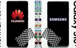 Galaxy S10 Plus يتفوق على Huawei P30 Pro في اختبار السرعة…