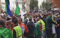 الجزائر.. الجيش يحذر من محاولات اختراق المسيرات السلمية