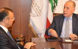 درويش تابع مع دبوسي ملف الصناعيين ومعامل الألبسة في طرابلس