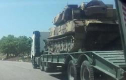 إيران | بآليات ودبابات.. أميركا وإيران تستعدان للمواجهة على الملعب العراقي