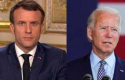 هل يعيد اتصال ماكرون ـ بايدن إحياء المبادرة الفرنسية؟