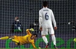 هدف عكسي يحرم إشبيلية من الفوز على ريال مدريد