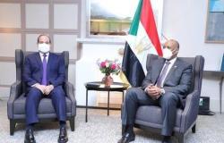 التقى البرهان.. السيسي يشارك بمؤتمر دعم السودان بباريس