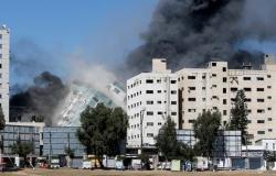 """""""أسوشيتد برس"""" تطلب تحقيقا بعد قصف إسرائيل مبنى يضم مكتبها بغزة"""