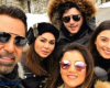 بالصور والفيديو: هكذا عايدت عائلة الحلاني ماريتا بعيدها الـ21